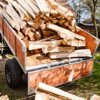 Firewood Delivery Southern NJ